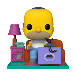 POP! Deluxe: The Simpsons - Couch Homer