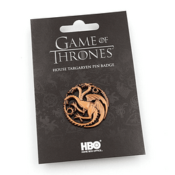 Game of Thrones Pin Badge House Targaryen