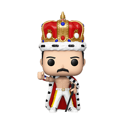 POP! Rocks: Queen - Freddie Mercury King