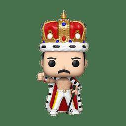 POP! Rocks: Queen - Freddie Mercury King