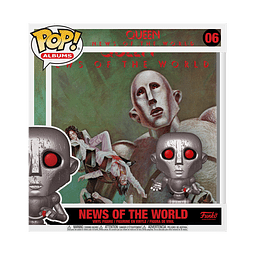 POP! Albums: Queen - News of the World