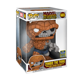 POP! Marvel Zombies: Zombie The Thing SDCC 2020 Exclusive (Super Sized)