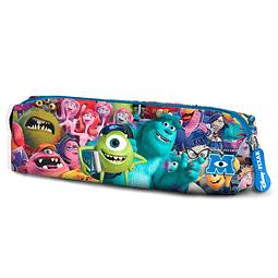 Estojo Disney Pixar Monsters, Inc. University