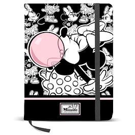 Diário Disney Minnie Bubblegum
