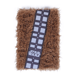 Notebook A5 Premium Star Wars Chewbacca
