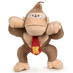 Peluche Mario Bros Donkey Kong 30 cm