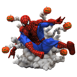 Marvel Comic Gallery PVC Statue Pumpkin Bomb Spider-Man