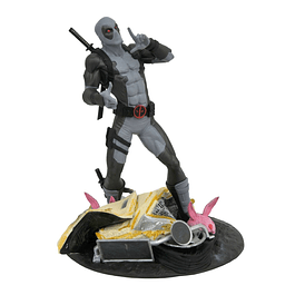 Marvel Gallery PVC Statue Deadpool (X-Force) Taco Truck SDCC 2019 Exclusive
