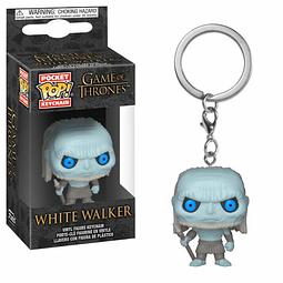Porta-chaves Pocket POP! Game of Thrones: White Walker