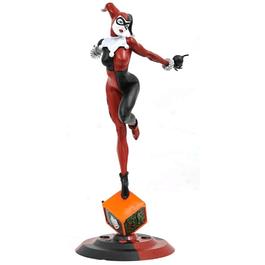 DC Comic Gallery PVC Statue Classic Harley Quinn
