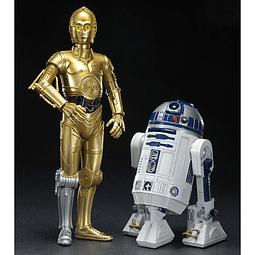 Star Wars ArtFX+ Statue 2-Pack C-3PO & R2-D2