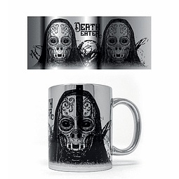 Caneca Harry Potter Death Eater Metallic