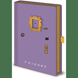 Notebook A5 Premium Friends Frame