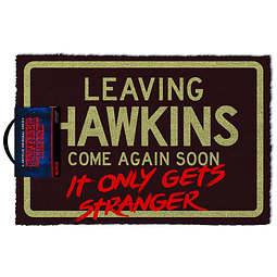 Tapete Stranger Things Leaving Hawkins