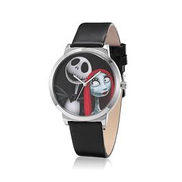 Relógio The Nightmare Before Christmas Jack & Sally