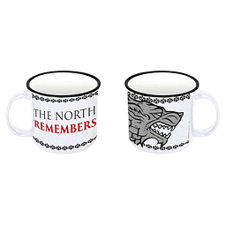 Caneca Game of Thrones Stark