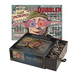 Puzzle 1000 Peças Harry Potter The Quibbler Magazine Cover