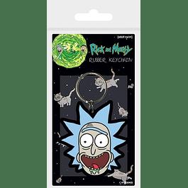Porta-chaves Rick and Morty Rick