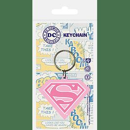 Porta-chaves DC Comics Supergirl