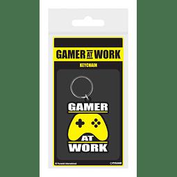 Porta-chaves Gamer at Work Joypad