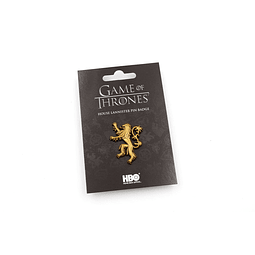 Game of Thrones Pin Badge House Lannister