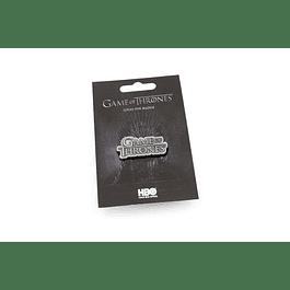 Game of Thrones Pin Badge Logo