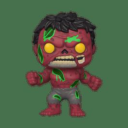 POP! Marvel Zombies: Zombie Red Hulk