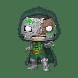 POP! Marvel Zombies: Zombie Doctor Doom
