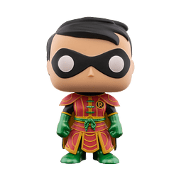POP! Heroes: DC Imperial Palace - Robin
