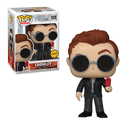 POP! TV: Good Omens - Crowley Chase Edition
