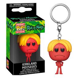 Porta-chaves Pocket POP! Rick and Morty: Kirkland Meeseeks