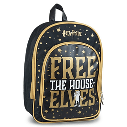 Mochila Harry Potter Free the House Elves