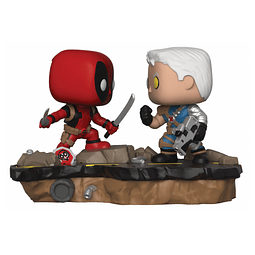 POP! Comic Moments: Deadpool - Deadpool vs Cable
