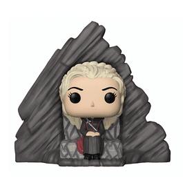 POP! Game of Thrones: Daenerys Targaryen on Dragonstone Throne
