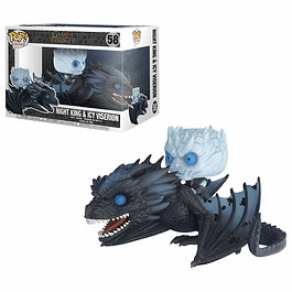 POP! Rides: Game of Thrones: Night King & Icy Viserion