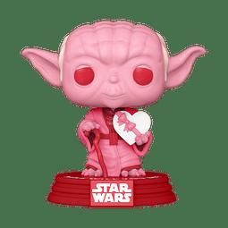 POP! Star Wars: Valentine's Day - Yoda