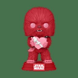 POP! Star Wars: Valentine's Day - Chewbacca