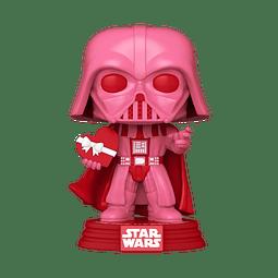 POP! Star Wars: Valentine's Day - Darth Vader