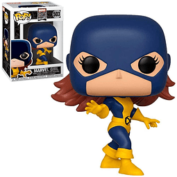 POP! Marvel 80 Years: Marvel Girl (First Appearance)