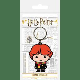 Porta-chaves Harry Potter Chibi Ron