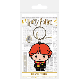 Porta-chaves Harry Potter Chibi Ron