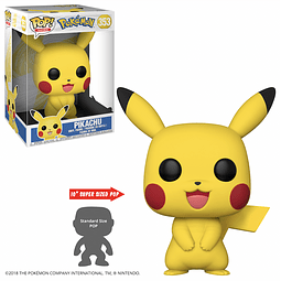 POP! Games: Pokémon - Pikachu (Super Sized)