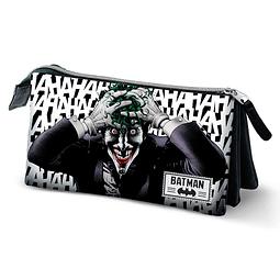 Estojo Triplo DC Comics The Joker