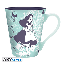 Caneca Disney Alice & Cheshire Cat