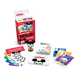 Mickey and Friends Card Game Something Wild!