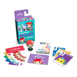 The Little Mermaid Card Game Something Wild!