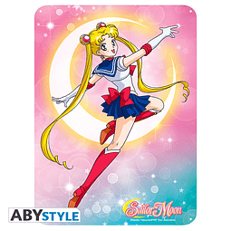 Placa de Metal Sailor Moon
