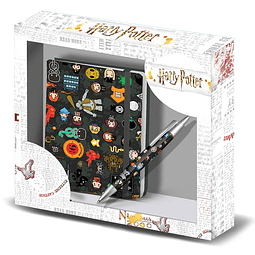 Gift Box Harry Potter: Leviosa Diary & Pen