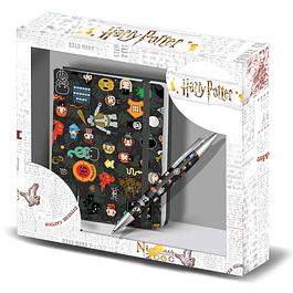 Gift Box Harry Potter: Leviosa Diary & Pen
