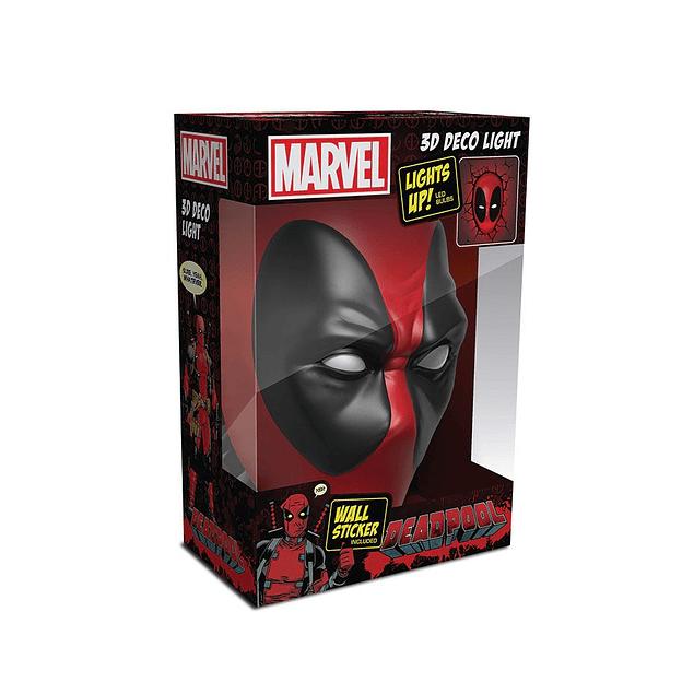 Luz de Presença Marvel Deadpool
